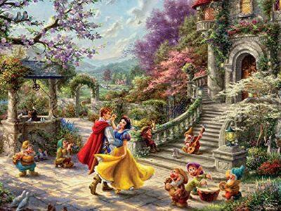 Ceaco Puzzle Disney Biancaneve Danza Nella Luce Stellare 750pcs 2903 23 0