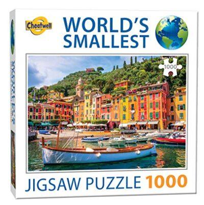 Cheatwell Games Jigsaw Puzzle Da 1000 Pezzi Portofino Colore 13145 0