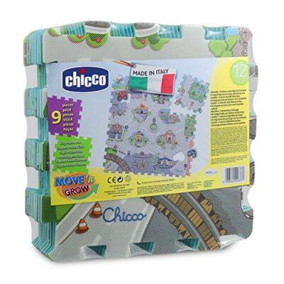 Chicco Citta Tappeto Puzzle Multicolore 0 0