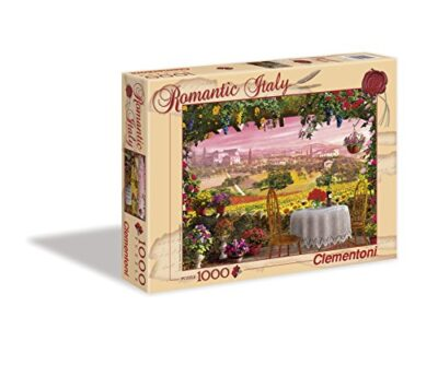 Clementoni 39260 Toscana Puzzle High Quality Collection 1000 Pezzi 0