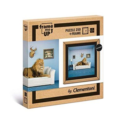 Clementoni Puzzle Frame Me Up Master Of The House 250 Pezzi Multicolore 38500 0