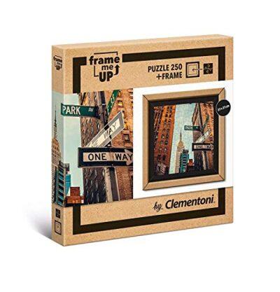 Clementoni Puzzle Frame Me Up One Way 250 Pezzi Multicolore 38502 0