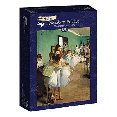 Degas La Lezione Di Danza 1874 Puzzle Di 1000 Pezzi 0
