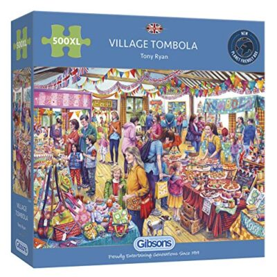 Gibsons Village Tombola Disponibile Anche Come 1000pc G3541 0