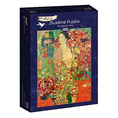 Gustave Klimt The Dancer 1918 Puzzle Di 1000 Pezzi 0