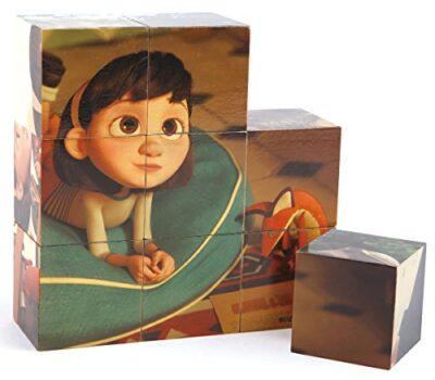 Hape 824679 Il Principito Puzzle Blocchetti Da 9 Pezzi 0