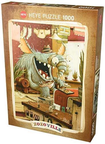 Heye 1000 Teile Puzzle Multicolore 29865 0