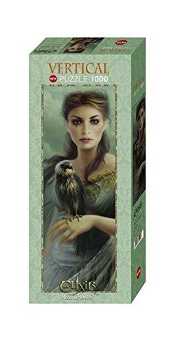 Heye 29507 Puzzle Verticale Falco Di Melanie Delon 1000 Pezzi 0