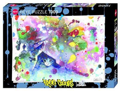 Heye 29825 Meow Puzzles 0