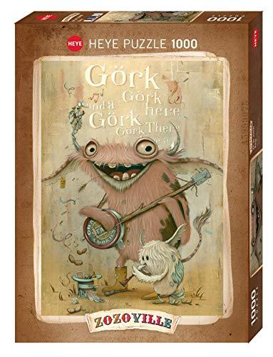Heye Puzzle 1000 Teile Banjo Standard 1000 Pezzi Multicolore 29896 0