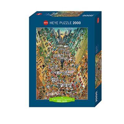 Heye Puzzle Classico Protest Degano Vd 29820 0