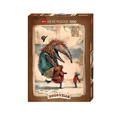 Heye Puzzle Classico Zozoville Spring Time Colore Grigio Vd 29811 0