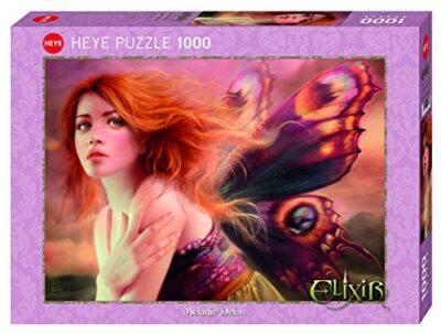 Heye Puzzle Standard Melanie Delon Butterfly Wings 1000 Pezzi Vd 29612 0