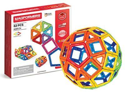 Magformers 62 Pz Gioco Multicolore 63070 0