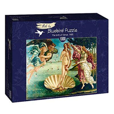 Puzzle Arte La Nascita Di Venere 1000 Pezzi Bluebird 0
