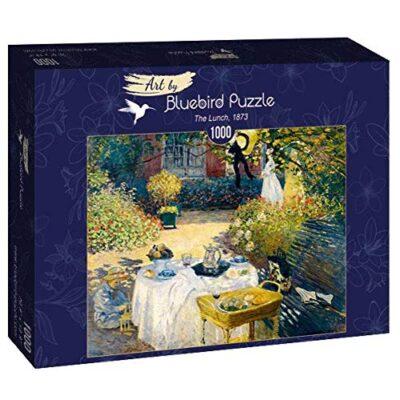 Puzzle Arte The Lunch Monet 1000 Pezzi Bluebird 0