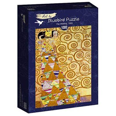 Puzzle Arte The Wainting Klimt 1000 Pezzi Bluebird 0