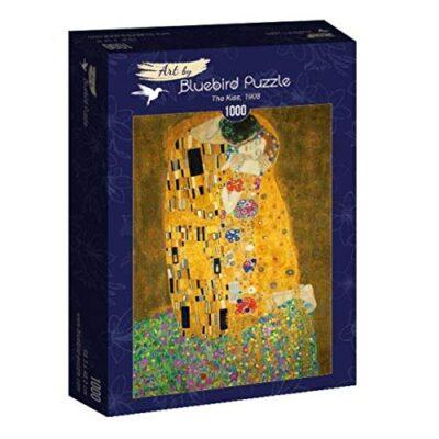 Puzzle Gustave Klimt Il Bacio 1000 Pezzi 0