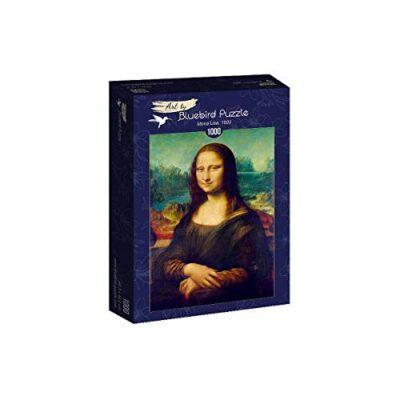 Puzzle Leonardo Da Vinci Mona Lisa 1503 1000 Pezzi 0