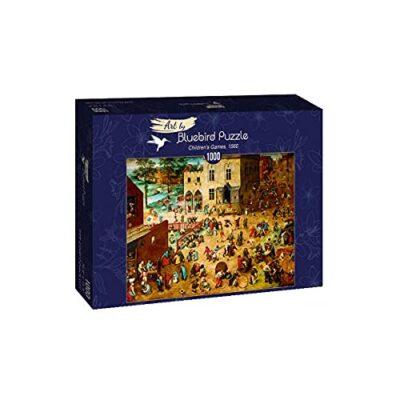 Puzzle Pieter Bruegel The Elder Giochi Per Bambini 1560 1000 Pezzi 0