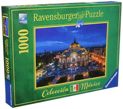 Puzzle Ravensburger Palace Of Fine Arts Mexico 1000 Piese 19842 0