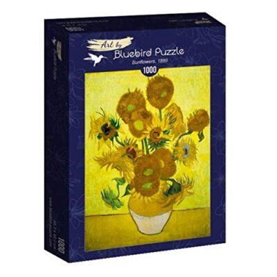 Puzzle Vincent Van Gogh Girasoli Girasoli 1889 0