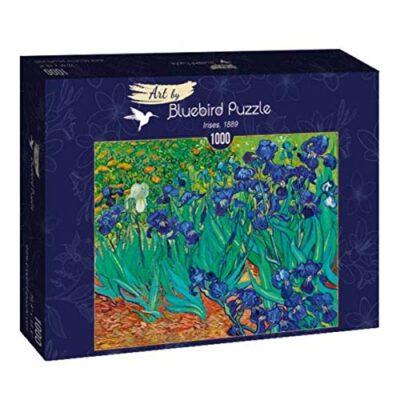Puzzle Vincent Van Gogh Les Iris 1000 Pezzi 0