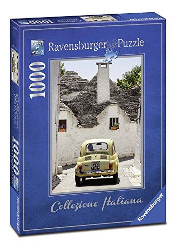 Ravensburger Puzzle Puzzle 1000 Pezzi Alberobello Collezione Italiana Puzzle Per Adulti Puzzle Italia Puzzle Ravensburger Stampa Di Alta Qualita 0