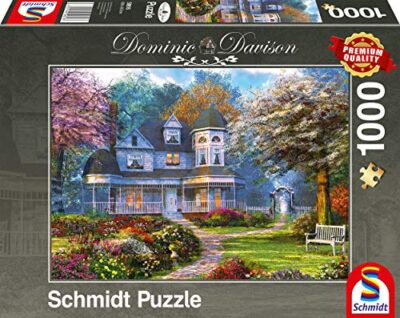 Schmidt Spiele Dominic Davison Puzzle Da 1000 Pezzi Multicolore 59616 0