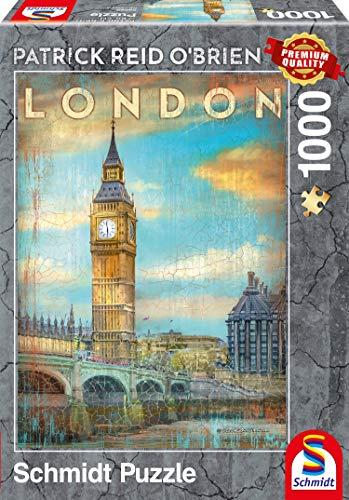 Schmidt Spiele Patrick Reid Obrien Puzzle Da 1000 Pezzi 59585 0