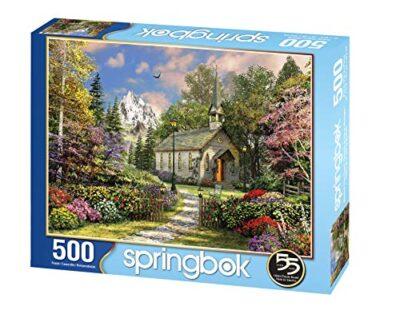 Springbok Puzzles 33 01570 Puzzle Da 500 Pezzi Multicolore 0 0