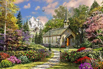 Springbok Puzzles 33 01570 Puzzle Da 500 Pezzi Multicolore 0
