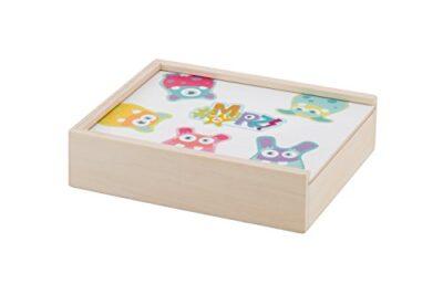 Trudi Mrz Scatola 4 Puzzle Multicolore 20x5x16 Cm 82975 0
