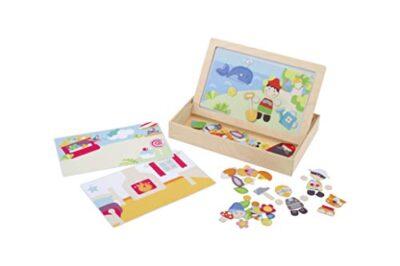 Trudi Pinocchio Puzzle Magnetico Multicolore 83047 0