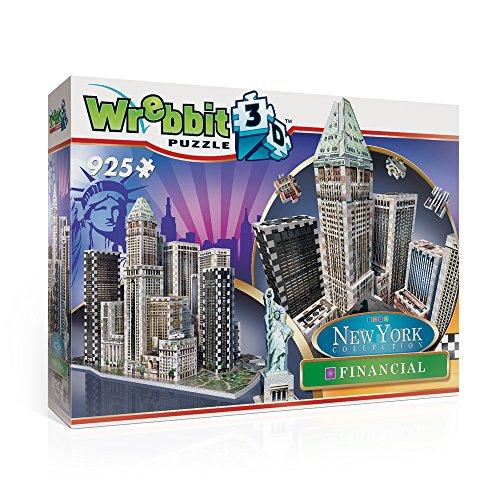Wrebbit Puzzle Multicolore W3d 2013 0