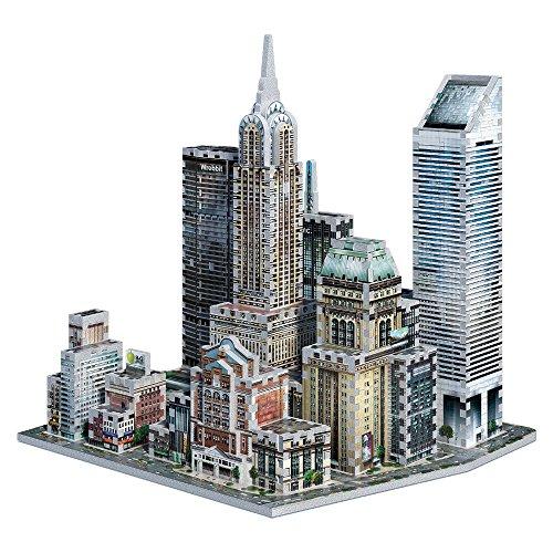 Wrebbit W3d 2011 Puzzle 3d Midtown East 875 Pezzi 0 0