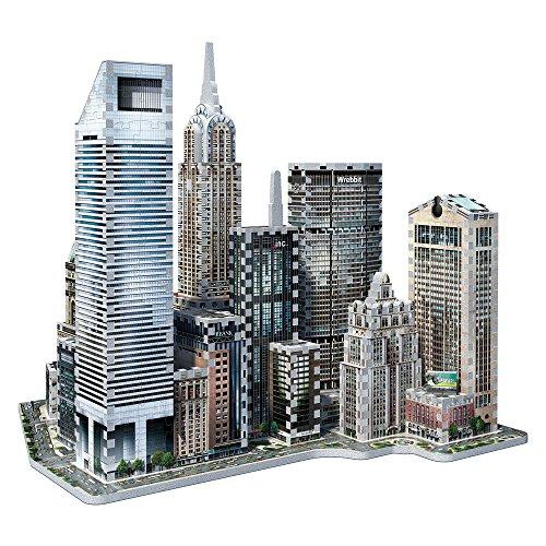 Wrebbit W3d 2011 Puzzle 3d Midtown East 875 Pezzi 0 1