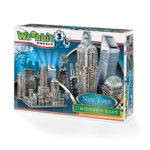 Wrebbit W3d 2011 Puzzle 3d Midtown East 875 Pezzi 0 5