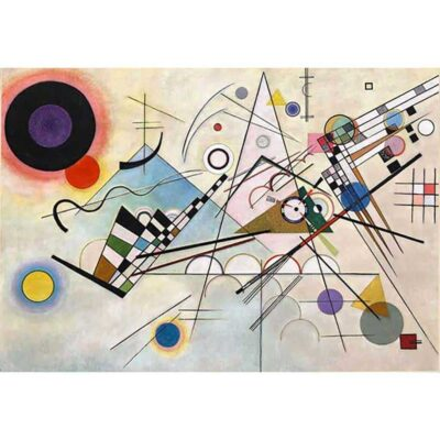 Composizione Viii Kandinsky Puzzle 1000 Pezzi Dtoys.jpg