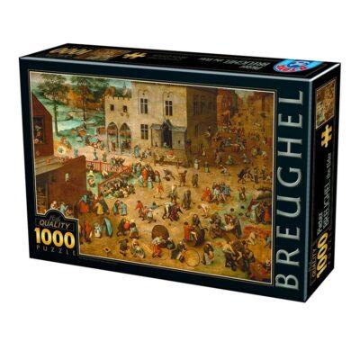 Giochi Per Bambini Puzzle 1000 Pezzi Bruegel Il Vecchio.jpg