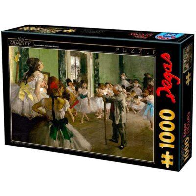 La Classe Di Danza Degas Puzzle 1000 Pezzi.jpg