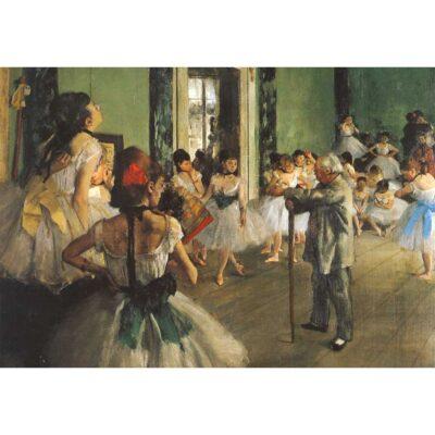 La Classe Di Danza Degas Puzzle 1000 Pezzi Dettaglio Opera.jpg