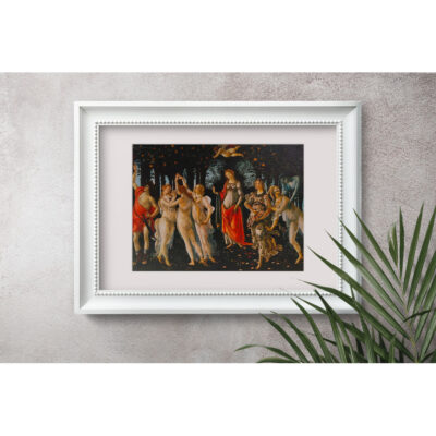 La Primavera Botticelli Cornice.jpg