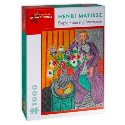 Matisse Purple Robe And Anemomes Puzzle 1000 Pezzi.jpg