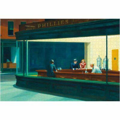 Puzzle Arte Hopper Nighthawks.jpg