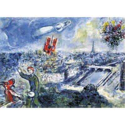 Puzzle Chagall Vue De Paris 1.jpg