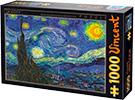 Puzzle D Toys Opera Van Gogh Notte Stellata