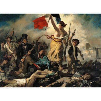 Puzzle Delacroix La Libertà Guida Il Popolo.jpg