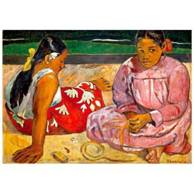Puzzle Donne Tahitiane 1000 Pezzi Puzzle Arte.jpg