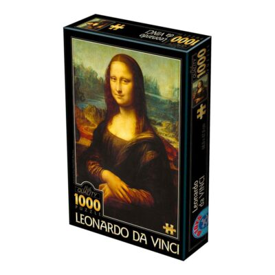 Puzzle Gioconda Arte Dtoys 1000 Pezzi.jpg